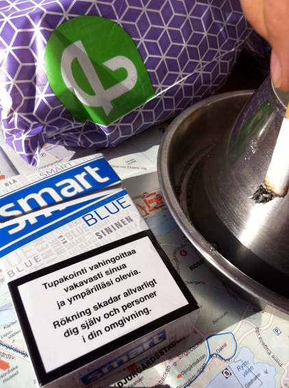 "Will thieves start stealing everything in Europe with a brand name ""Smart?"""