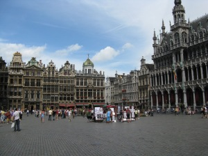 Brussels Square
