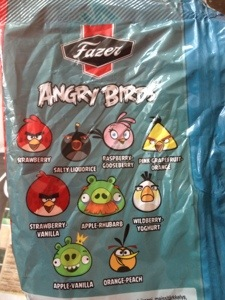 Angry Birds Candy