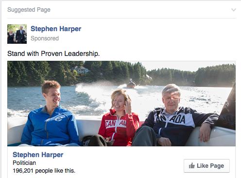 Harper Boat Ad